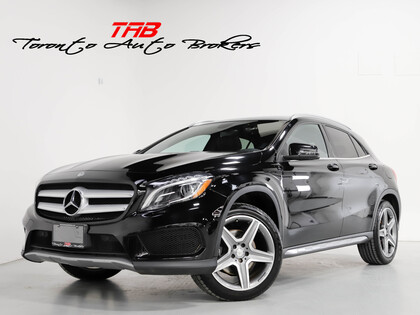 used 2015 Mercedes-Benz GLA 250 car, priced at $24,910