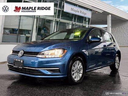 used 2020 Volkswagen Golf car