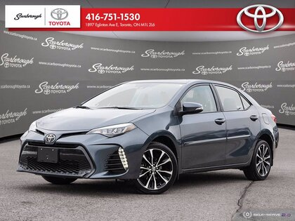 used 2019 Toyota Corolla car, priced at $17,700