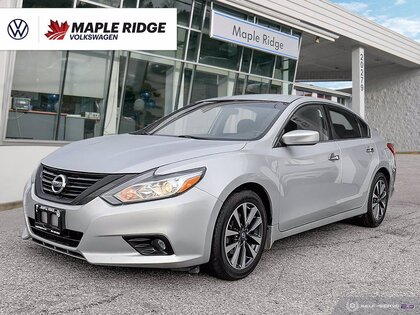 used 2016 Nissan Altima car, priced at $17,988