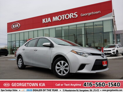 used 2016 Toyota Corolla car, priced at $13,950