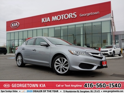 used 2017 Acura ILX car, priced at $20,950