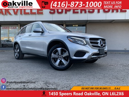 used 2018 Mercedes-Benz GLC car, priced at $35,950