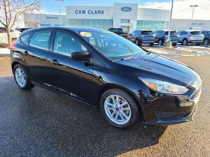 used 2018 Ford Focus car, priced at $13,908
