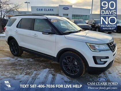 used 2017 Ford Explorer car, priced at $27,923