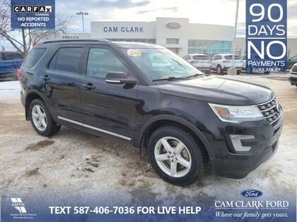 used 2016 Ford Explorer car, priced at $22,892