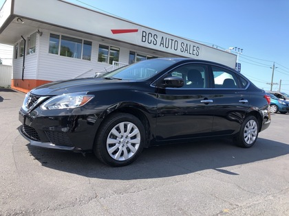 used 2017 Nissan Sentra car, priced at $16,980
