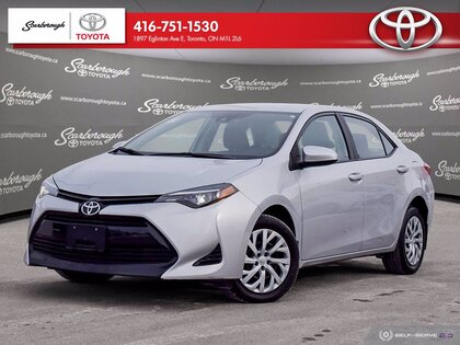 used 2017 Toyota Corolla car, priced at $16,900