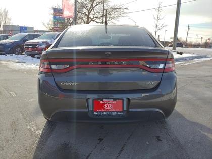 used 2016 Dodge Dart car, priced at $10,950