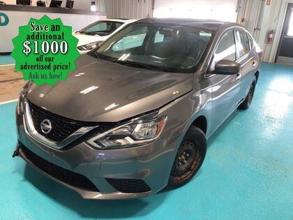 used 2016 Nissan Sentra car, priced at $11,888