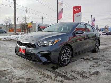 used 2020 Kia Forte car, priced at $19,950
