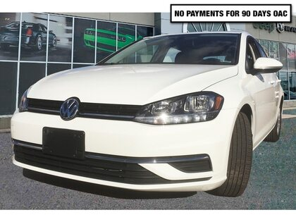 used 2019 Volkswagen Golf car, priced at $18,215