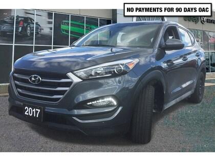 used 2017 Hyundai Tucson car, priced at $18,887