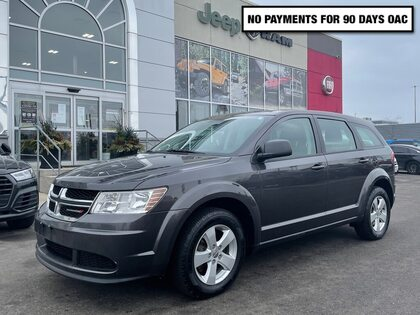 used 2016 Dodge Journey car, priced at $12,700