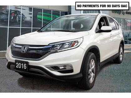 used 2016 Honda CR-V car, priced at $18,787
