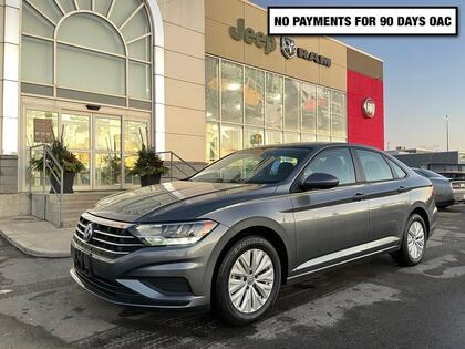 used 2019 Volkswagen Jetta car, priced at $18,998