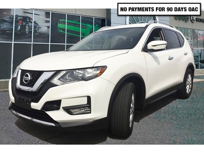 used 2017 Nissan Rogue car, priced at $17,878