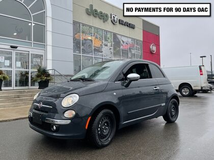 used 2017 FIAT 500 car, priced at $16,140