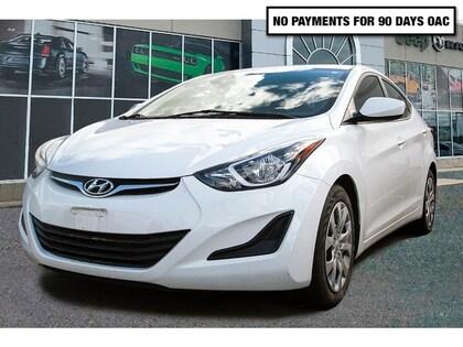 used 2014 Hyundai Elantra car, priced at $10,280