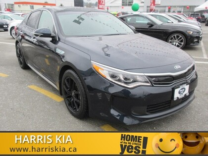 used 2018 Kia Optima Hybrid car, priced at $19,999