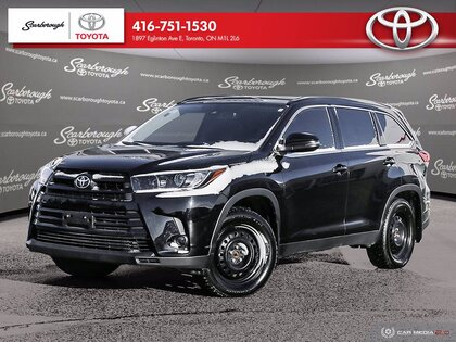 used 2019 Toyota Highlander car, priced at $41,900