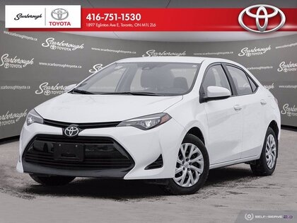 used 2017 Toyota Corolla car, priced at $16,495