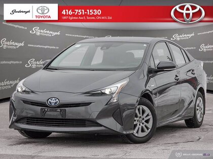 used 2017 Toyota Prius car, priced at $18,900