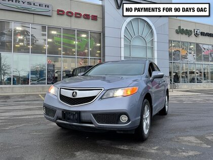 used 2014 Acura RDX car, priced at $16,980