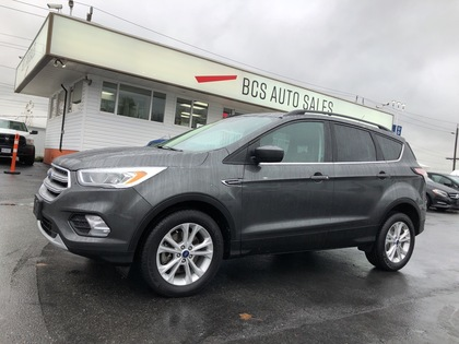 used 2017 Ford Escape car, priced at $21,980
