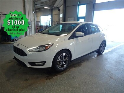 used 2017 Ford Focus car, priced at $13,976
