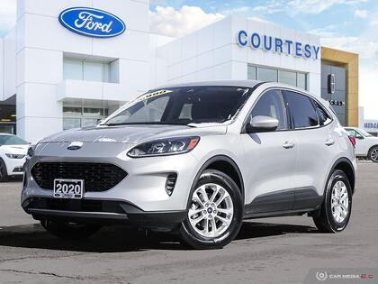 used 2020 Ford Escape car, priced at $24,853