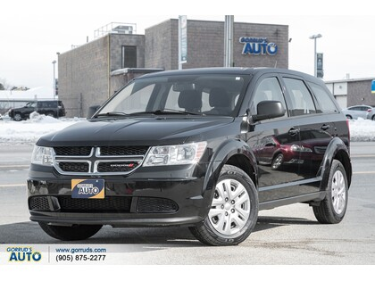 used 2015 Dodge Journey car, priced at $10,989