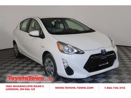 used 2016 Toyota Prius c car, priced at $13,998