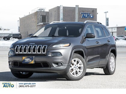 used 2016 Jeep Cherokee car, priced at $18,947