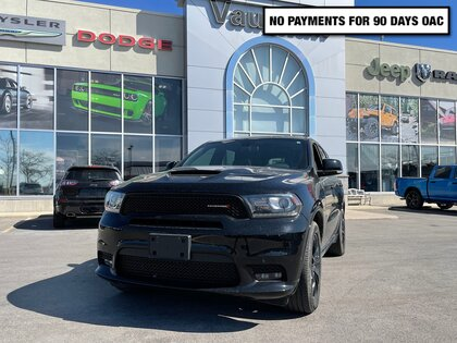 used 2020 Dodge Durango car, priced at $52,980