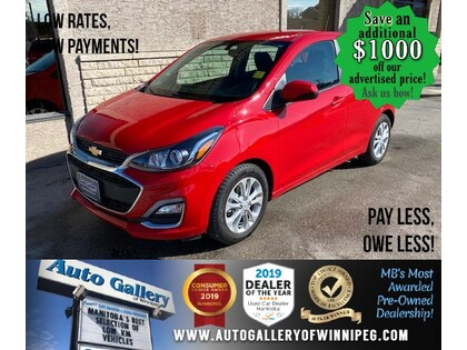 used 2019 Chevrolet Spark car, priced at $14,758