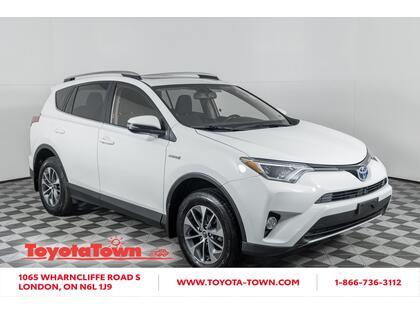 used 2016 Toyota RAV4 Hybrid car, priced at $22,998