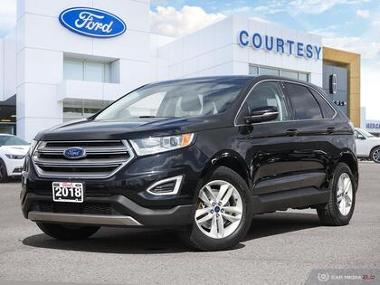 used 2018 Ford Edge car, priced at $24,894