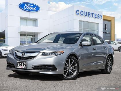 used 2017 Acura TLX car, priced at $21,972