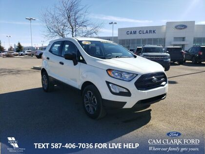 used 2019 Ford EcoSport car, priced at $21,770