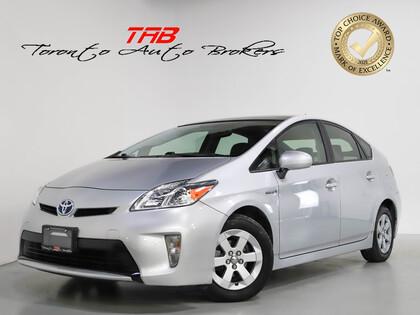 used 2012 Toyota Prius car, priced at $14,910