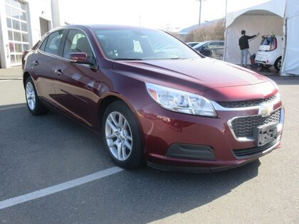 used 2015 Chevrolet Malibu car, priced at $11,411
