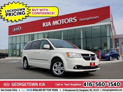 used 2013 Dodge Grand Caravan car, priced at $13,950