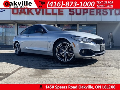 used 2015 BMW 4-Series car, priced at $23,950