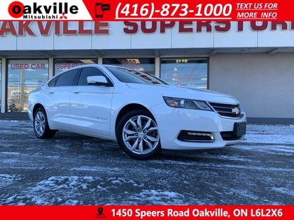used 2019 Chevrolet Impala car, priced at $19,950
