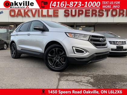used 2018 Ford Edge car, priced at $24,950