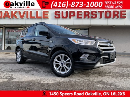 used 2018 Ford Escape car, priced at $19,950