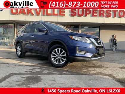 used 2017 Nissan Rogue car, priced at $17,950