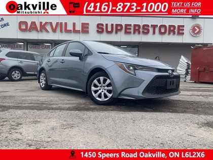 used 2020 Toyota Corolla car, priced at $18,950