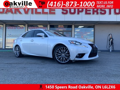 used 2016 Lexus IS 300 car, priced at $25,950
